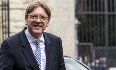 EP 'Breksita' sarunu delegācijas vadītājs atbalsta britu individuālās dalības ideju