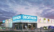 В Балтии откроется первый магазин товаров для спорта и отдыха Decathlon