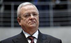 ASV izvirza apsūdzības bijušajam VW vadītājam saistībā ar dīzeļgeitas skandālu