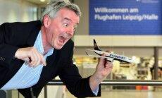 'Ryanair' peļņa turpina augt