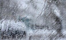 В четверг на востоке Латвии будет сильный дождь