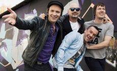 Группа Prāta vētra объявила о латвийском концертном туре