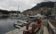 В Монако началась общенациональная забастовка