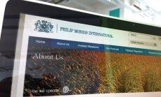 Pērn lielākais nodokļu maksātājs tirdzniecības nozarē atkārtoti bijis 'Phillip Morris Latvia'
