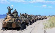 Krievija var bloķēt Baltijas jūru, brīdina ASV ģenerālis