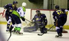 'Kurbads' hokejisti panāk izšķirošo septīto spēli Latvijas čempionāta finālsērijā