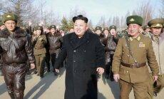 Ziemeļkoreja nosoda ASV rasistisko 'cilvēktiesību tundru'