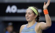 Теннисистка Алена Остапенко обновила рекорд Латвии