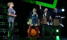 Foto: Nacionālais teātris svin Teātra dienu ar 'Ideālo žurku'