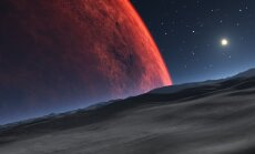 Jauns pētījums iedragā cerības atrast ūdeni uz Marsa