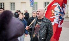 На шествии в Вильнюсе националисты Литвы демонстрировали риторику Трампа