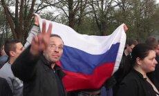 Organizatori: svinībās Uzvaras parkā piedalījās līdz 220 000 cilvēku