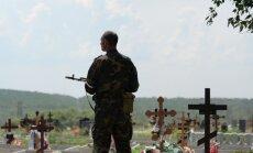 EDSO uziet vēl vienu masu kapu Austrumukrainā