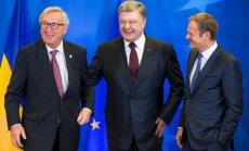 ЕС обещает Украине безвизовый режим до конца текущего года