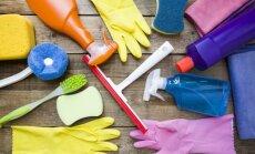 9 эффективных чистящих средств, которые можно сделать самостоятельно