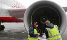 Самолет сборной Саудовской Аравии загорелся во время полета в Ростов-на-Дону