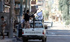 'Islāma valsts' rindās karo desmitiem Krievijas pilsoņu, atzīst ministrija