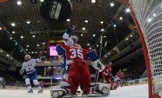 KHL. CSKA vs. SKA