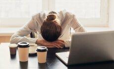 Nepārvarams nogurums un nespēks: kas to izraisa un kā uzveikt