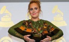 В США вручили премии Grammy: в главных номинациях победила Адель