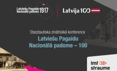 Tiešraide: konference 'Latviešu Pagaidu Nacionālā padome – 100'