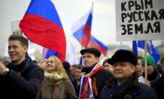 Krima Krievijas skavās: Maskava pārtrauc politiskās attiecības ar Kijevu (teksta tiešraides arhīvs)