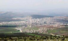 Турцию обвиняют в газовой атаке в районе Африна