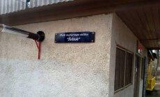 Foto: Garupē pamana neatļautu zīmi 'Želtok'