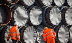 Nord Stream 2 начала в Германии укладку труб для нового газопровода