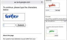 """В """"Гугле"""" забанили. Почему клиентов LMT по-прежнему мучает злая """"капча"""" Google"""
