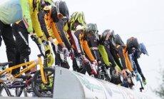 Saldū aizvadīts 'SMScredit.lv' BMX čempionāta sestais posms