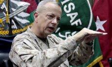 Obama aptur Alena izvirzīšanu NATO spēku Eiropā virspavēlnieka amatam
