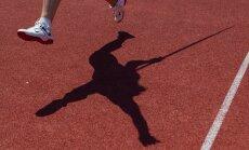 Lielbritānijas čempione šķēpmešanā pieķerta dopinga lietošanā