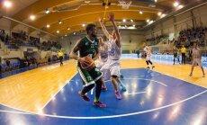 'Valmieras/ORDO' basketbolisti BBL ceturtdaļfināla pirmajā mačā pārspēj 'Pieno žvaigždes'
