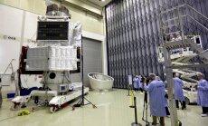 Eiropas Kosmosa aģentūra radījusi kuģi Merkura izpētei 'BepiColombo'