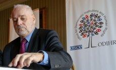 ОБСЕ: выборы теряют смысл, если никто не сомневается в их результате