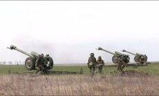 Video: Bataljons 'Azov' vingrinās Mariupoles aizsargāšanai