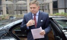 Премьер-министр Словакии призвал отменить санкции ЕС против России