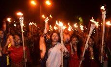 Arī Bangladešā aktivizējušies radikālie islāmisti - uz ielas sacērt gabalos blogeri