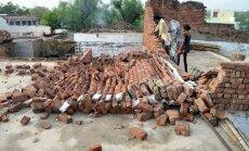 Putekļu vētrā Indijā desmitiem bojāgājušo