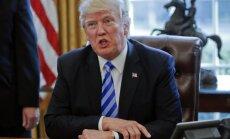 """Трамп: США могут сами """"разобраться"""" с Северной Кореей"""