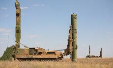 Krievija draudīgās raķešu sistēmas 'S-300' Irānai piegādās vēl šogad
