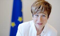 Citu valstu kapitāla piesaiste ir būtisks ieguldījums valsts drošībā, uzsver Šteinbuka