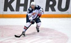 Magņitogorskas 'Metallurg' soļa attālumā no KHL Austrumu konferences fināla; Mozjakins labo KHL rekordu