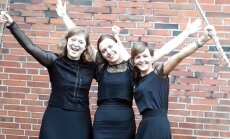 Latviešu mūziķes ieguvušas trešo vietu Starptautiskajā Frīdriha Kūlava flautistu konkursā