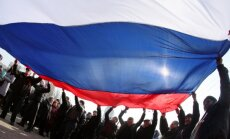 Krievijas mediji un politiķi izvērš propagandas karu