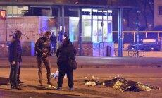 Sāks meklēt 2016. gada Berlīnes terorakta līdzdalībnieku