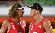Самойлов и Шмединьш терпят первое поражение на Олимпиаде