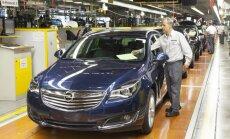 'Opel' pārtrauks darbību Krievijas tirgū