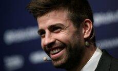 'FC Barcelona' pagarina līgumu ar Pikē līdz 2022. gadam